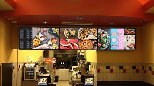 Why Digital Menu board?