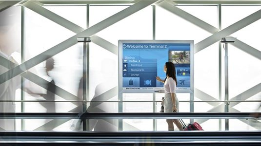 Factors Influencing Network Digital Signage Manufacturers and Media Operators