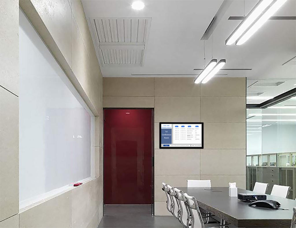 Rational Utilization Office Resource – Meeting Room Booking System1