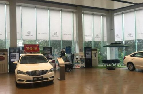 Automotive 4S store digital signage solution-Buick-Betvis (10)