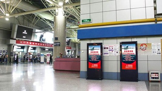 Betvis Digital Signage Airport Solution Enters Xi'an Xianyang International Airport 2018