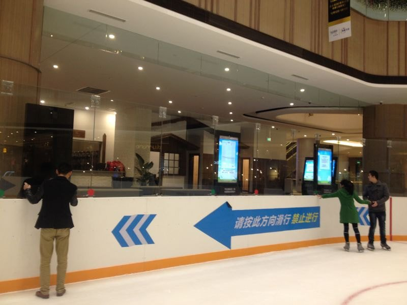 New retail shopping mall interactive social wall photo digital signage solution-CAPITAL Chengdu-Betvis (3)