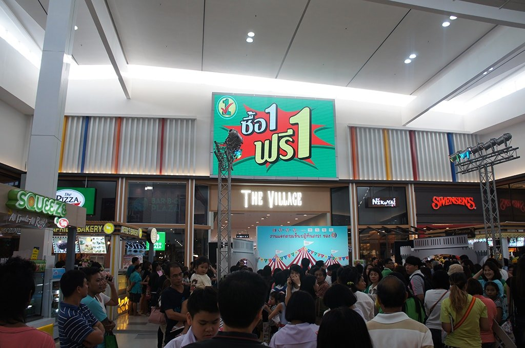 New retail supermarket digital signage solution-TESCO Thailand-Betvis (2)