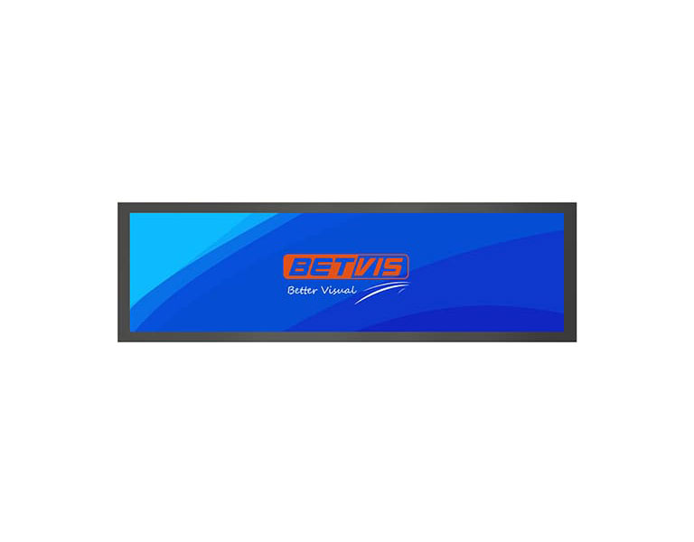 stretched bar lcd display 28.6'' (2)