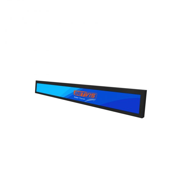 27.6 inch Ultra wide Shelf edge lcd display monitor-Betvis digital signage products (2)