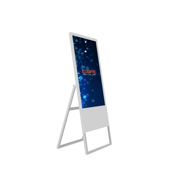 32 inch portable digital poster-Betvis digital signage products (1)