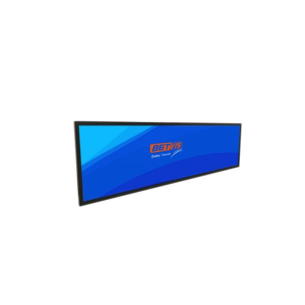 49 inch Ultra wide Stretched bar lcd display monitor-Betvis digital signage products (1)