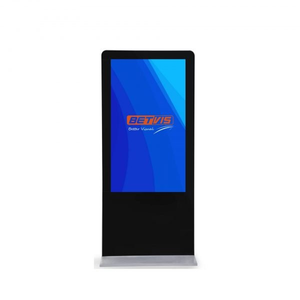 84 inch free stand lcd kiosk-Betvis digital signage products (1)